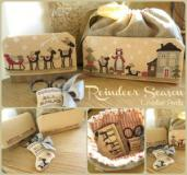 "<b>My Christmas Stocking <BR> Reindeer Season<BR><font color=""#BD5959"">** TERMINé-OVER **</font></b>"